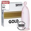 Secure Rózsaszín kondom