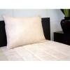 Bézs, bőrhatású ágytakaró 140x240
