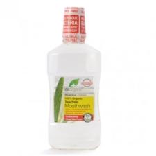 Dr.Organic bio teafa szájvíz fogápoló szer