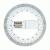 Szögmérő 360 fokos papírból