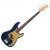 Fender Deluxe Active P-Bass Special RW Navy Blue Metallic