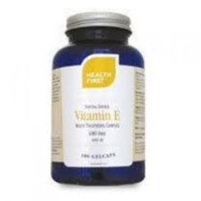 Health First vitamin e kapszula vitamin