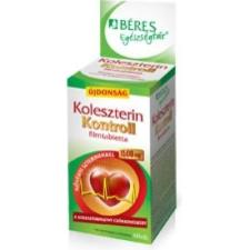 Béres Koleszterin Kontroll filmtabletta táplálékkiegészítő
