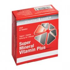 Magister Doskar Super Mineral Vitamin Plus tabletta vitamin