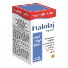 Naturland halolaj kapszula táplálékkiegészítő