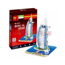 Shantou Burj Al Arab 37 db-os 3D puzzle puzzle, kirakós