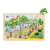 Goki Fa puzzle - Állatkerti séta
