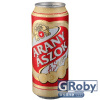 Arany ászok világos sör 0,5 l dobozos