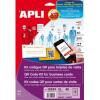 APLI névjegykártya