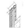 VAKOLATVEZETŐ 3 és 10 mm magas