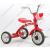 Tactic Super Lucy háromkerekű tricikli