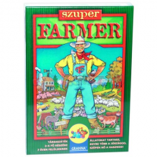 Grenna Szuper farmer társasjáték