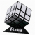 Rubik Rubik Mirror kocka