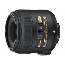 Nikon AF-S 40 mm f/2.8G ED Micro DX objektív