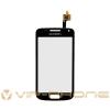 Samsung GT-i8150 Galaxy W érintőpanel, fekete