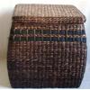 65-269M - rattan bútorok, szennyestartó