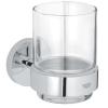 Grohe Essentials pohár-/szappantartó gyűrű (40369000)