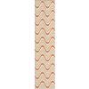 Zalakerámia CARNEVAL WAVE SZ-5011   50,3x11,8 listello