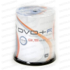 Omega Freestyle DVD+R 8x DL DVD Printable Cake (100)