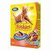 Friskies száraz macskaeledel 300 g csirke-máj-zöldség