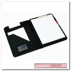 Csiptetős írótábla, A4, fekete