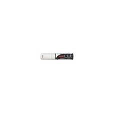 UNI Posca PWE-8K krétamarker fehér filctoll, marker