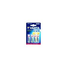 Varta Professional Accu tölthető mikro elem 4x AAA 1000 mAh tölthető elem