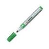 STABILO Mark-4-all alkoholos marker  vágott hegyű zöld
