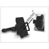 """Univerzális fejtámlára szerelhető Tablet PC autós tartó 7 - 10,2"""" méretű készülékekhez - EXTREME-TAB1"""