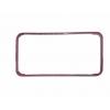 iphone 4 lcd keret utángyártott pink