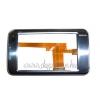 N810 előlap átvezető fóliával ezüst (swap)