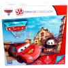 Mega brands Verdák 2 3D domborított puzzle - közepes fokozat