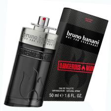 Bruno Banani Dangerous Man EDT 75 ml parfüm és kölni