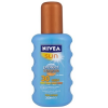 Nivea Sun Protect Bronze Napvédő spray 200 ml unisex