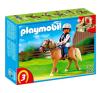 Playmobil Hafling póni karámmal - 5109 játékfigura