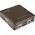 Sharkoon Square - USB Hub (Fekete; 4port; USB2.0)