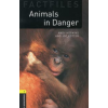 Andy Hopkins, Joc Potter OXFORD BOOKWORMS LIBRARY 1. - ANIMALS IN DANGER