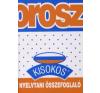 Dancz Péter Orosz kisokos - Nyelvtani összefoglaló nyelvkönyv, szótár