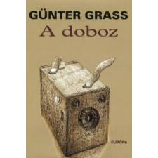 Günter Grass A DOBOZ - TÖRTÉNETEK A SÖTÉTKAMRÁBÓL regény