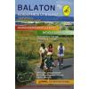 Balogh Gábor, dr. Czellár Katalin, Szokoly Miklósné Balaton kerékpáros útikalauz - Radwanderführer & Karte - Bicycle Guide & Map