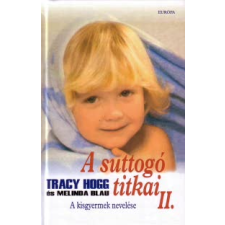 Tracy Hogg, Melinda Blau A SUTTOGÓ TITKAI II. - A KISGYERMEK NEVELÉSE életmód, egészség