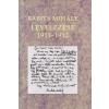 Babits Mihály levelezése 1911-1912