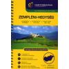 Zempléni-hegység 1 : 40 000 - Turistakalauz