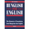 Szöllősy Judy HUNGLISH INTO ENGLISH