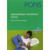 Katja Hald PONS NYELVTANFOLYAM HALADÓKNAK - ANGOL (+ 2 CD)