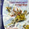 Terry Pratchett A MÁGIA FÉNYE - A MÁSODIK KORONGVILÁG REGÉNY /HANGOSKÖNYV