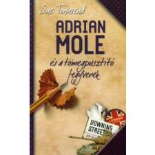 Sue Townsend ADRIAN MOLE ÉS A TÖMEGPUSZTÍTÓ FEGYVEREK gyermek- és ifjúsági könyv
