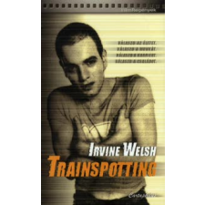 Irvine Welsh TRAINSPOTTING /FILM TIE-IN/ regény