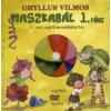 Gryllus Vilmos MASZKABÁL 1. RÉSZ - 11 DAL RAJZFILMMELLÉKLETTEL