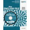 Clive Oxenden, Christina Latham-Koenig, Jane Hudson New English File Advanced Workbook without Key (with MultiROM)